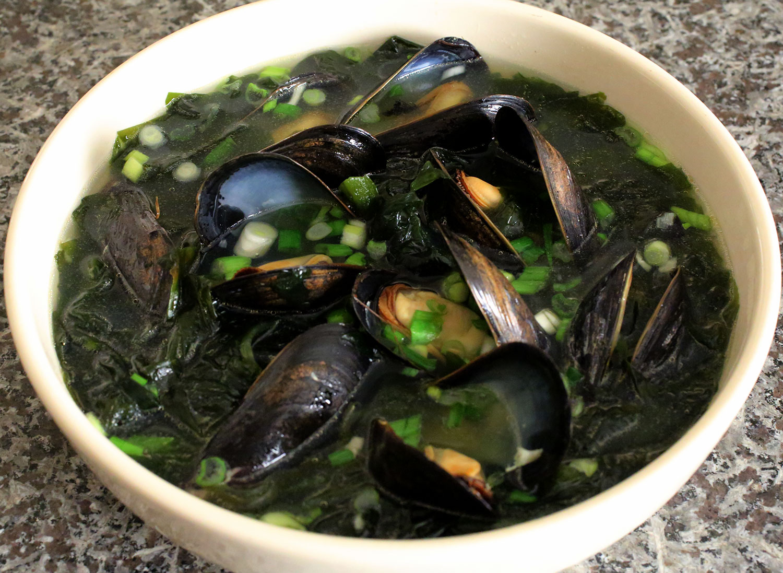 Seaweed Food Recipes