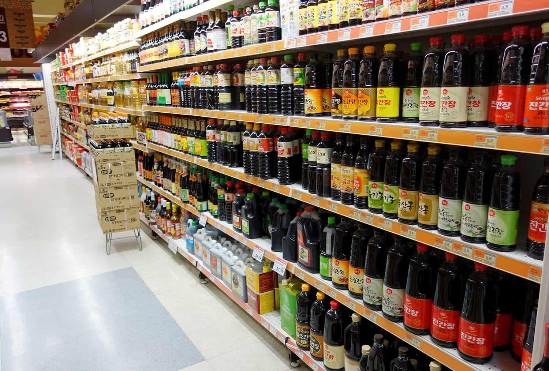 H Mart - Korean grocery store in Philadelphia - Maangchi.com