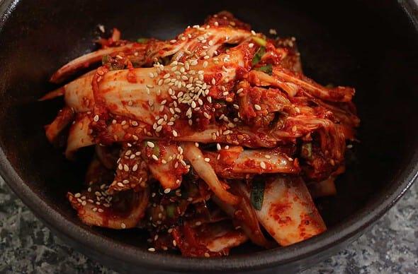 fresh-kimchi (포기김치)