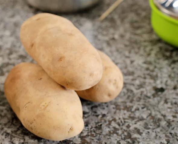 potato (gamja: 감자)