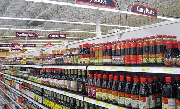 saraga store in Saraga International Grocery 1265 Morse Rd. Columbus Ohio