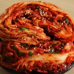 Tongbaechu kimchi