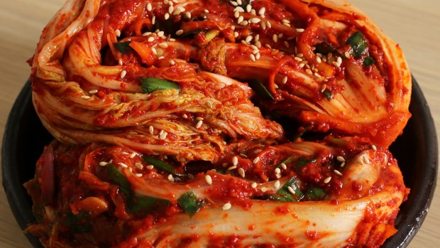 Traditional napa cabbage kimchi recipe maangchi forumfinder Choice Image