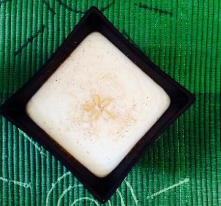 jatjuk (pine nut porridge)