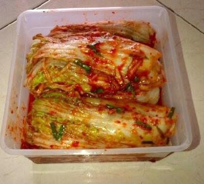 kimchi (통배추김치)