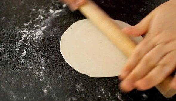 dumpling wrappers (mandupi: 만두피)