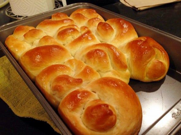 bread rolls (dinner rolls)