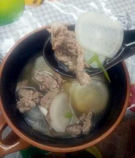 beef-radish-soup