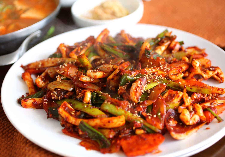 Spicy Korean Food Recipes