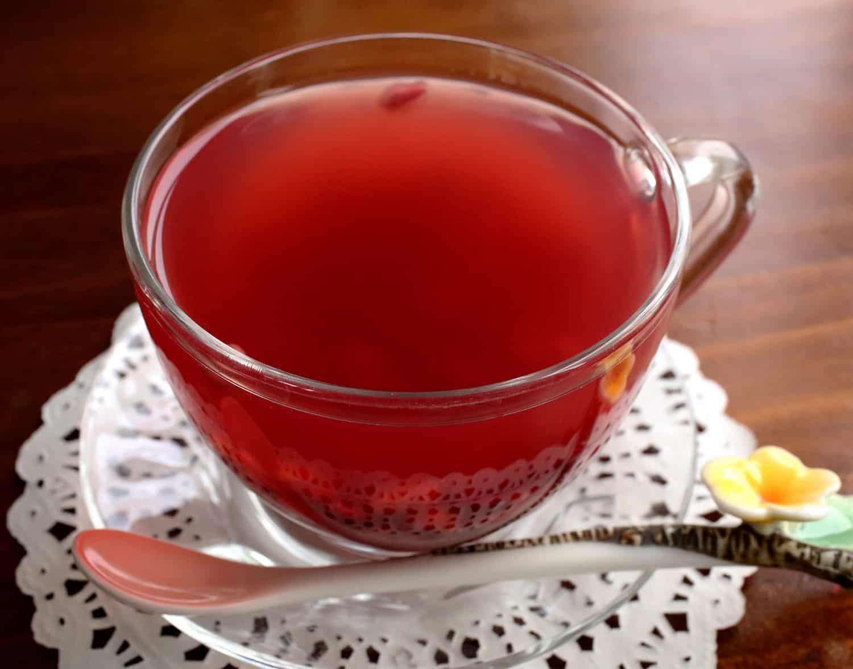 Pomegranate tea (Seokl...