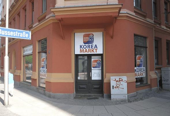 Korea Markt in Germany