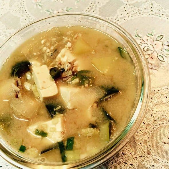 Yummy Yummy Boong Boong Doenjang-jjigae 된장찌개