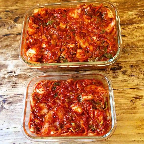 Easy Kimchi!!
