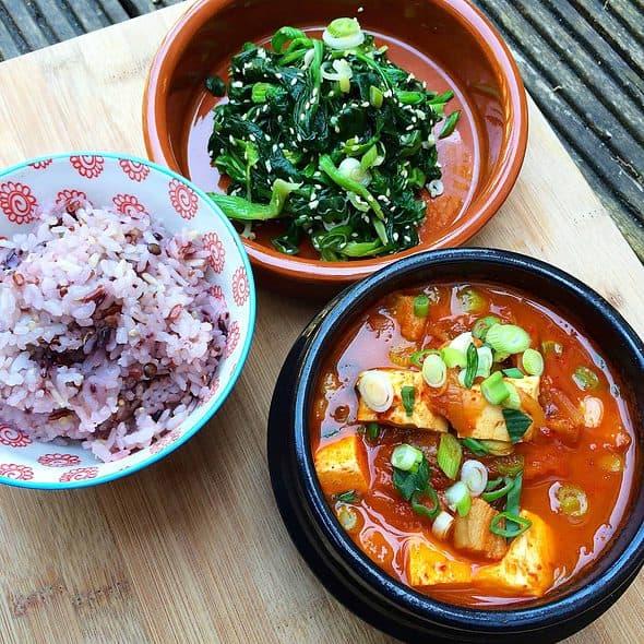 Kimchi-Guk :)