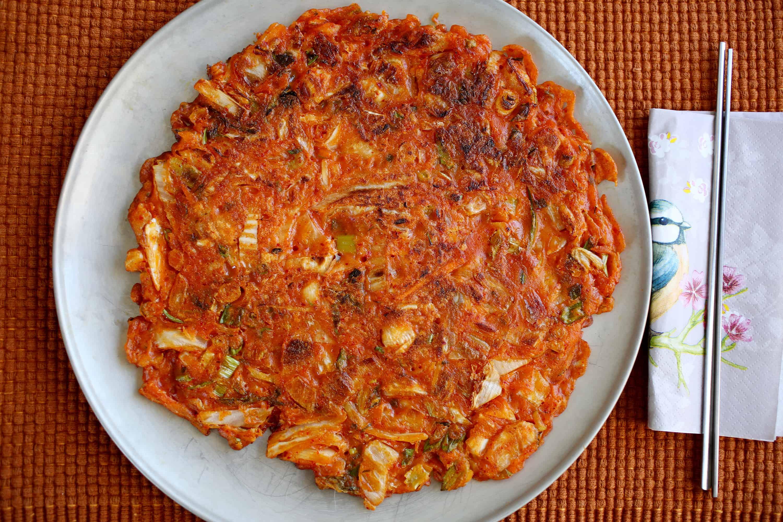 Korean Rice Cake Kimchi Recipe