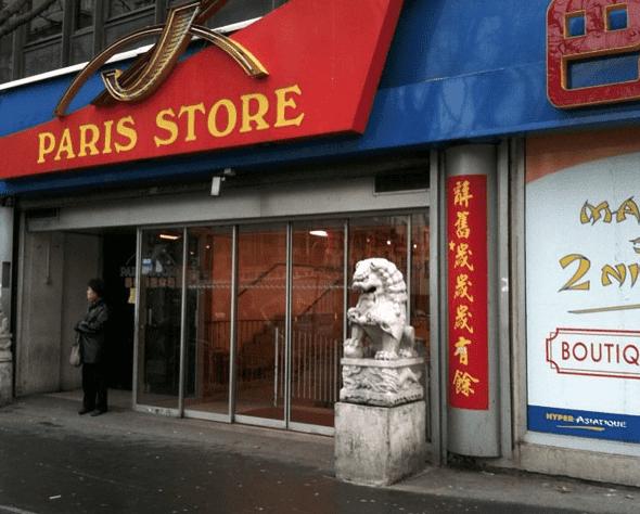 Paris Store in Paris