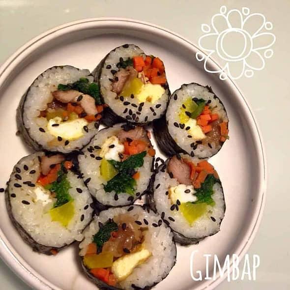 Gimbap Sushi