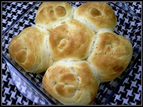 Roll Ppang, Bread Rolls a la Maangchi