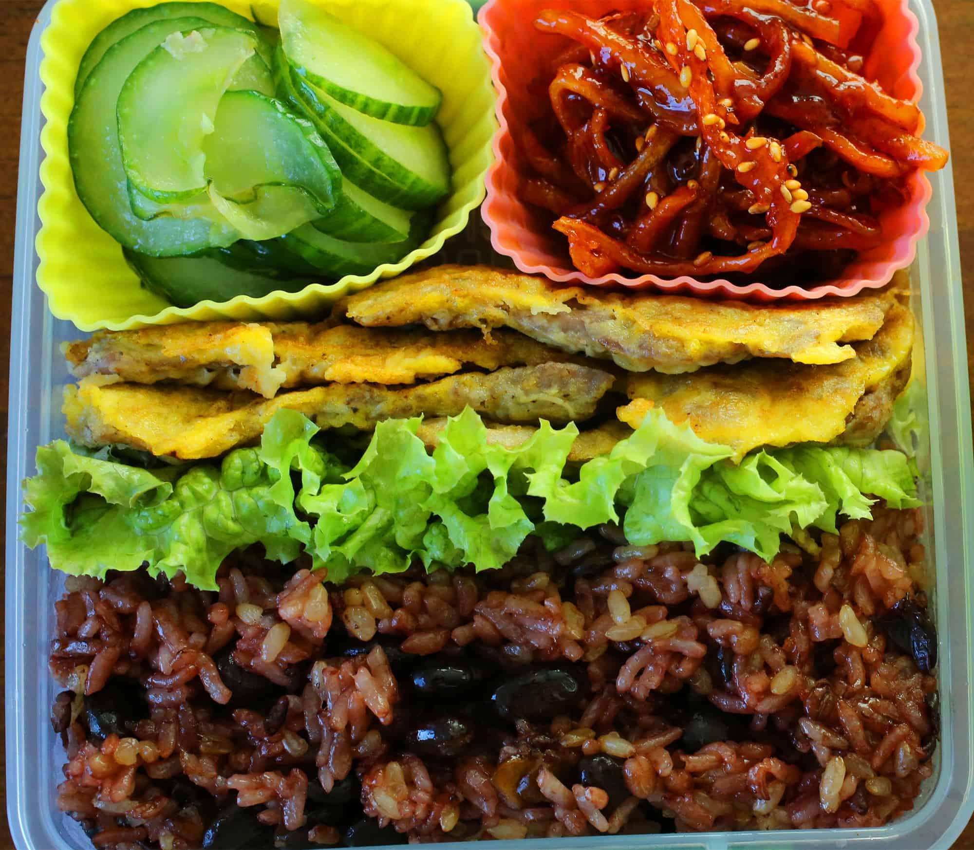 Beef Pancakes Soegogi Jeon Recipe Maangchi Com