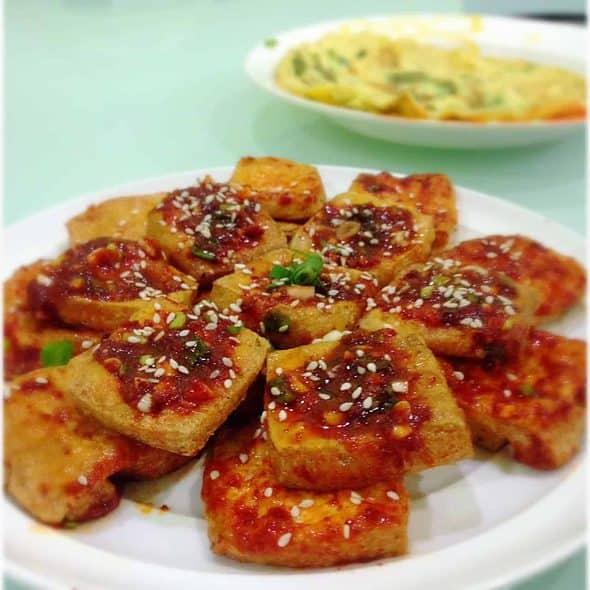 My first time making korean food ~