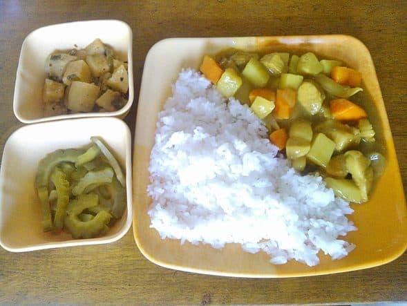 Curry Rice - 카레밥