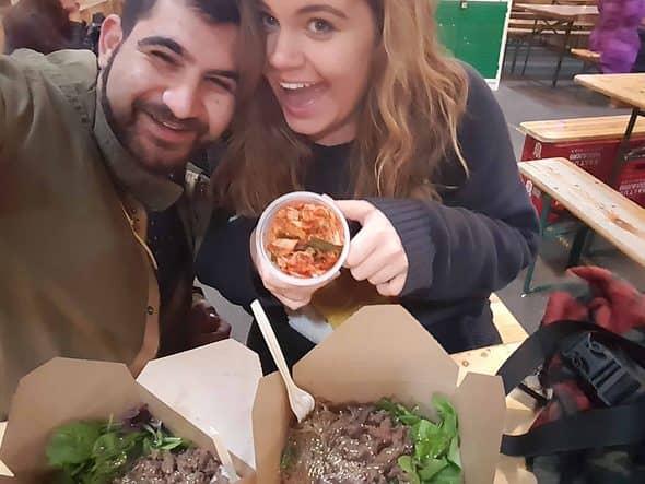 Kimchi, Japchae and Bulgogi in Denmark