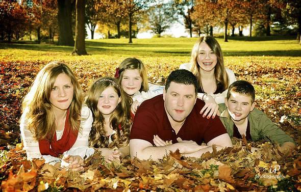 The Vance family