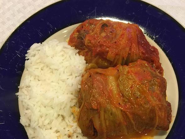 Kimchijjim Braised Kimchi