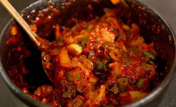 kimchi seasonings