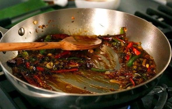 kkanpunggi-sauce