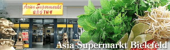 Asien Supermarkt