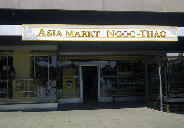 Asia Markt Ngoc Thao