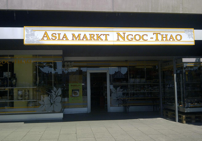 Asia Markt Eschborn