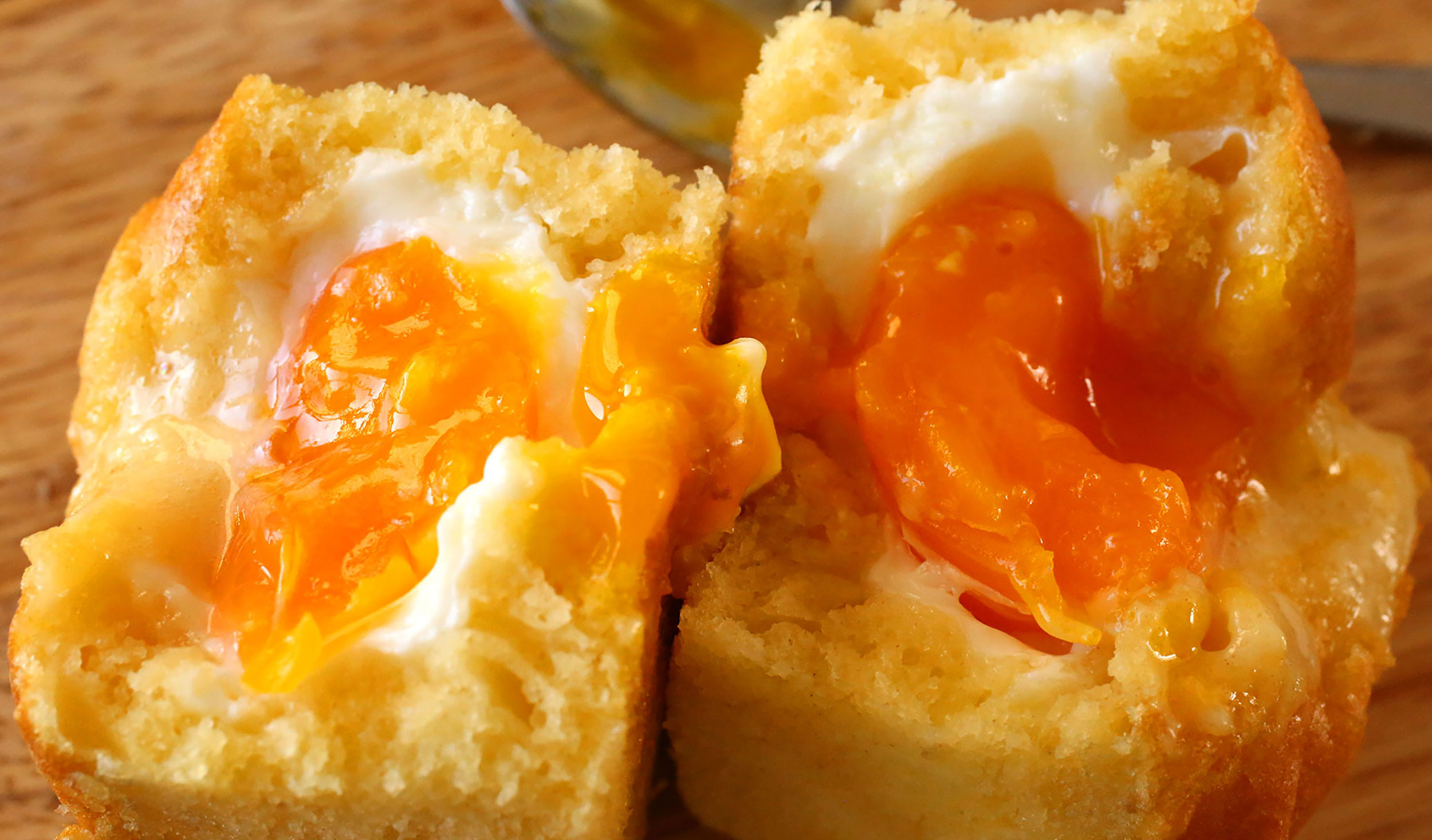 Egg bread gyeran ppang recipe maangchi forumfinder Image collections