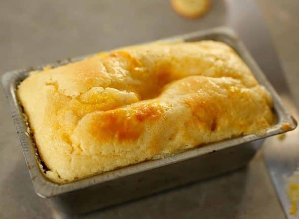 gyeranppang (계란빵) Korean egg bread