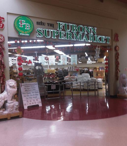 Fubonn Korean grocery