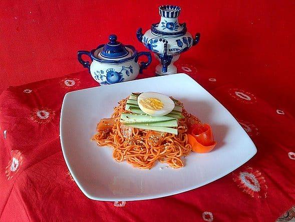 Craving for Korean Noodles
