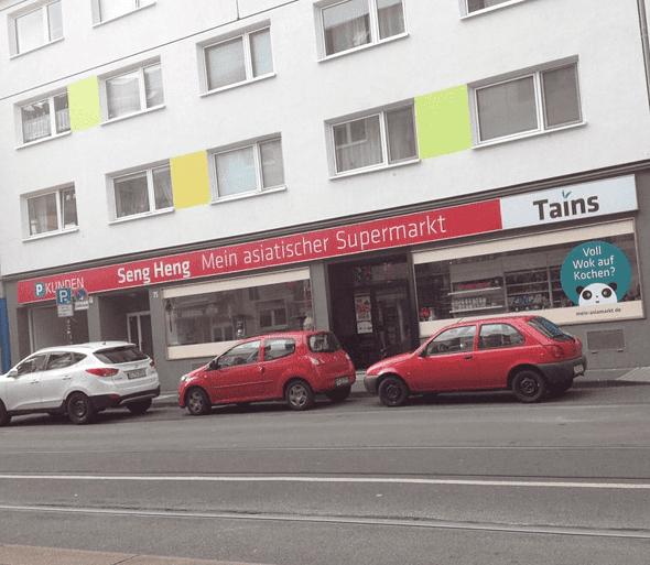 Seng Heng Asia Supermarket in Germany