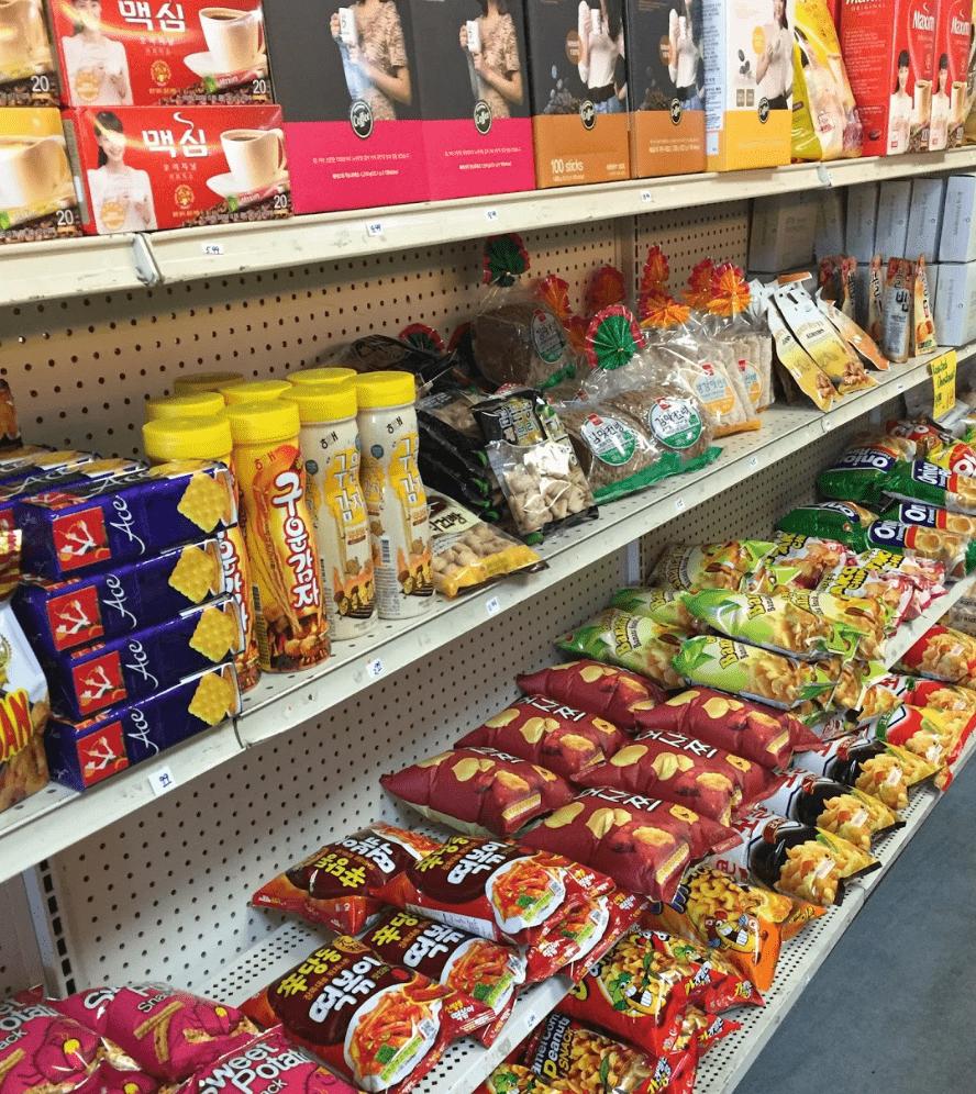 Asian food markets online