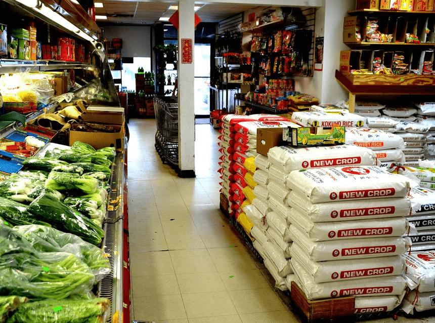 Hong Kong Market - Korean grocery store in Portland