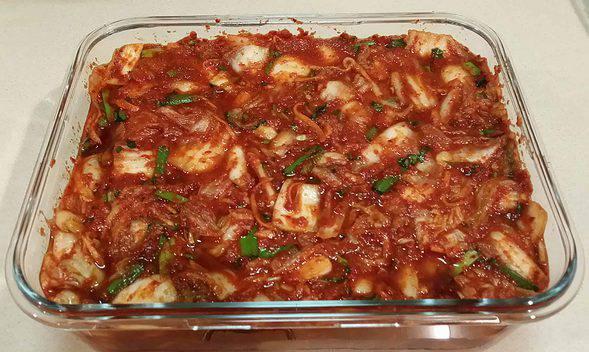 Mak Kimchi (막김치)