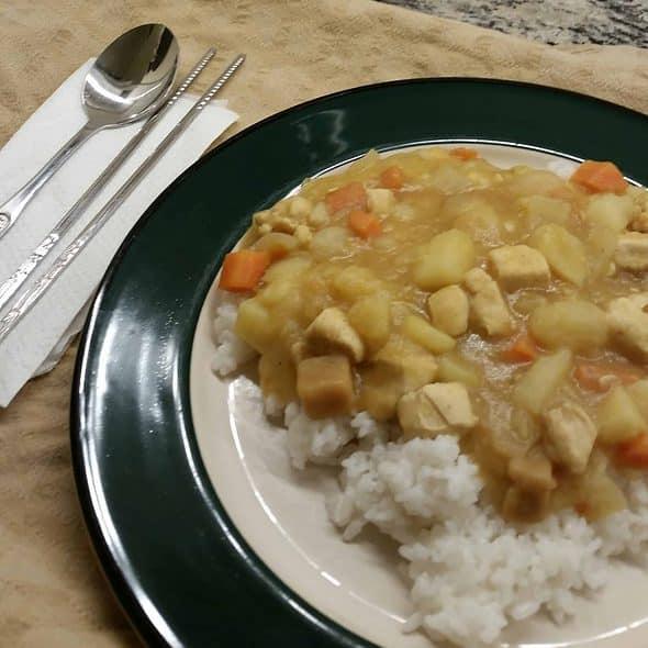 카레라이스/Curry Rice