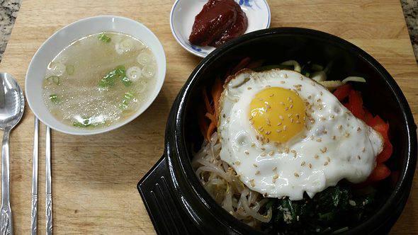 비빔밥/Bibimbap
