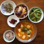 doenjang-jjigae lunch