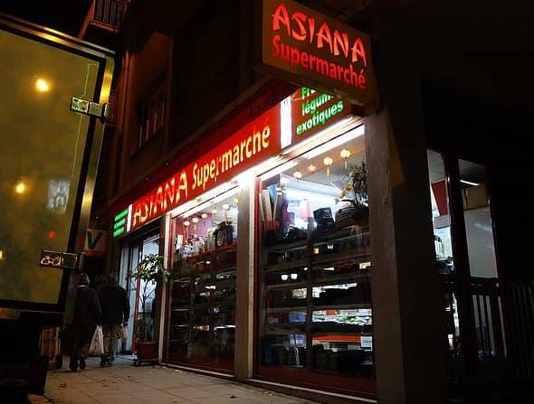 Asiana Supermarché