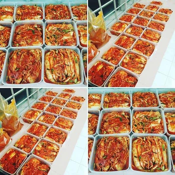 Sue's Tongbaechu Kimchi