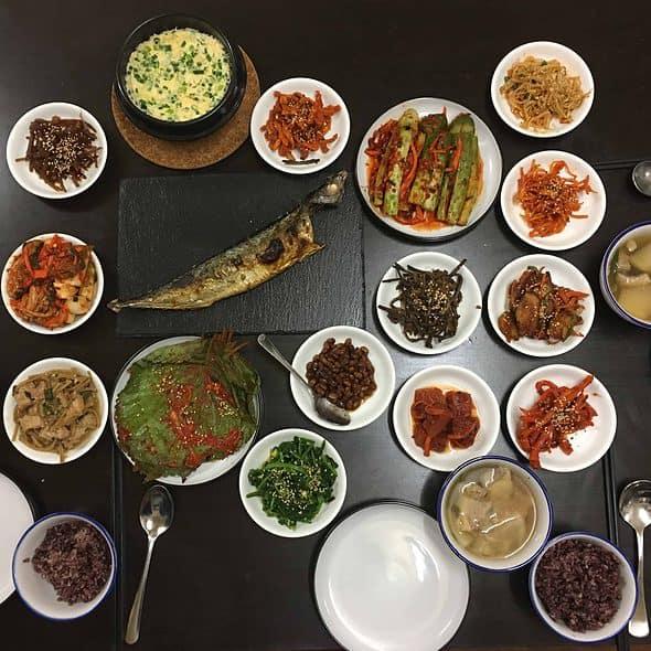 Homemade Banchan Banquet