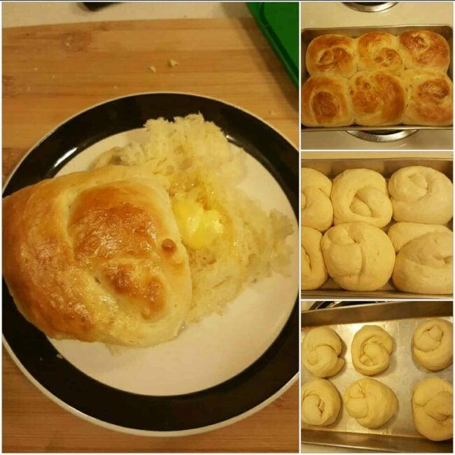 Bread/dinner rolls