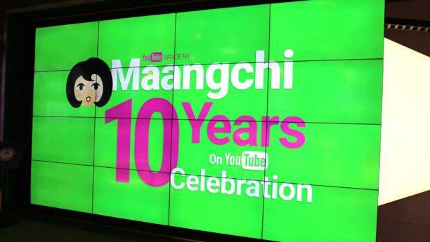 Maangchi's 10th anniversary