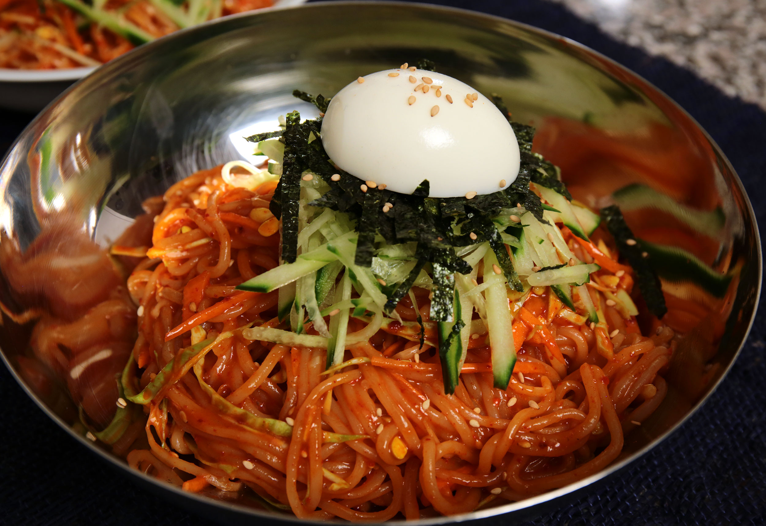 how to cook korean spicy noodles
